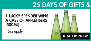 Win a case of Appletisers!