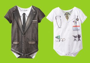 Faux Real: Clothes for Boy & Baby