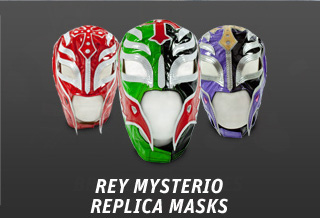Rey Mysterio Masks
