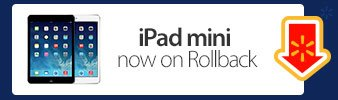 Order the iPad Mini
