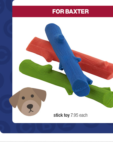 stick toy 7.95 each