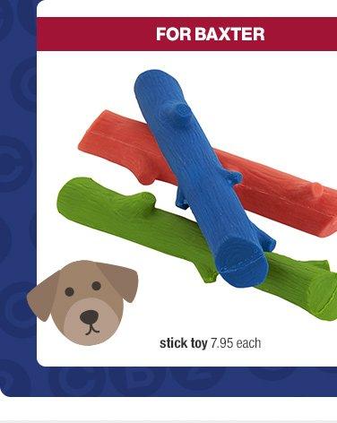 stick toy 7.95 each
