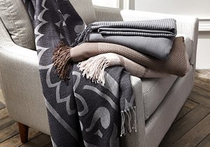 Italian Luxury: Somma Throws