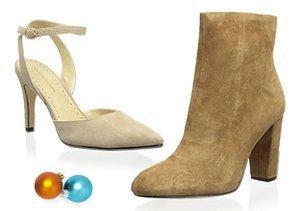 Neutral Hues: Shoes