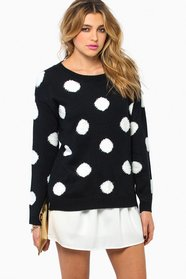 Spots & Dots Sweater