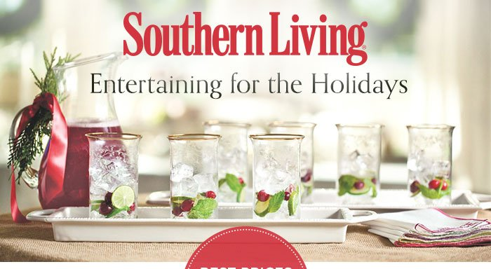 Southern Living Entertaining for the Holidays