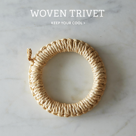 Woven Trivet