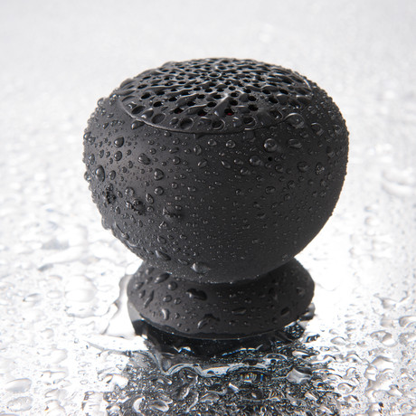 Rebel Water-Resistant Speaker // Black