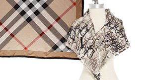 Luxury Scarves Starting at $49.99