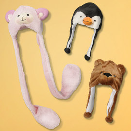 Cuddly Critters: Warm Accessories