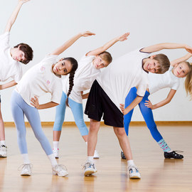 Fitness Week: Just for Kids