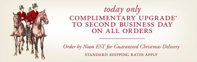 TODAY ONLY..