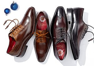 Holiday Ready: Festive Shoes