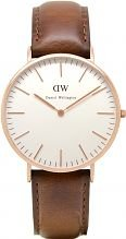 Men's Daniel Wellington St Andrews Rose 40mm