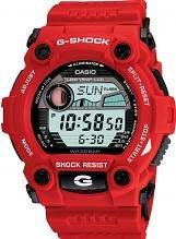 Men's Casio G-Shock G-Rescue Alarm Chronograph