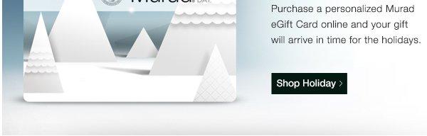 Murad Gift Card