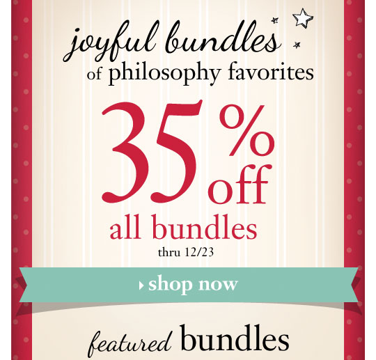 save 35% off on all joyful bundles, free shipping with all orders of $50 or more