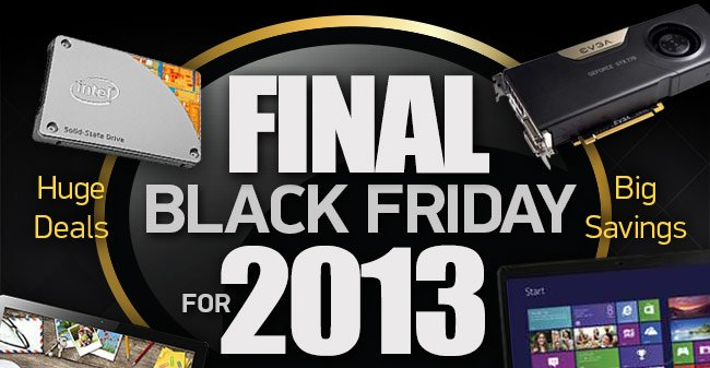 Final Black Friday of 2013