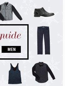 Gift Guide - Men