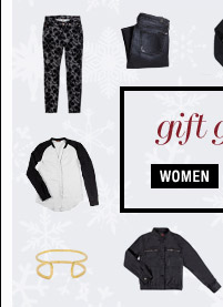 Gift Guide - Women