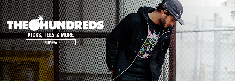 Shop The Hundreds: Kicks, Tees & More