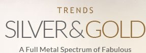 Silver & Gold - A Full Metal Spectrum of Fabulous