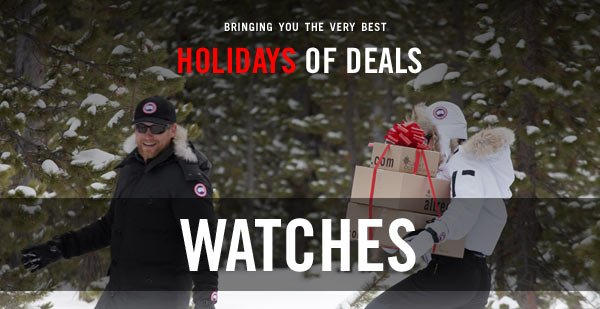 Holiday Deals - Day 9: Nixon 51-30 Tide Watch