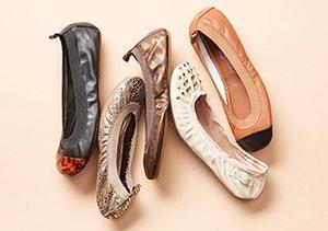 $39 & Under: Ballet Flats