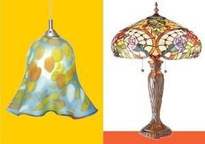 Up to 80% Off: Art Glass Lighting