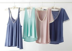 Between the Sheets: Lux Loungewear
