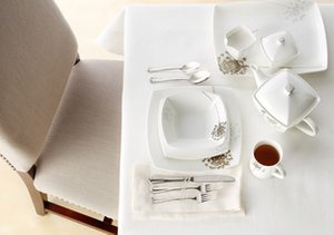 Set the Table: Dinnerware & Chairs