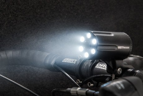 Fortified Bike Lights