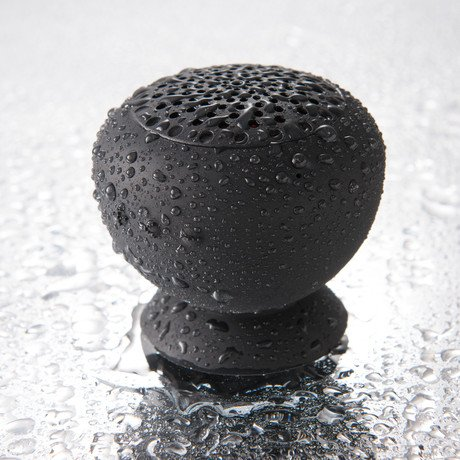 Rebel Water-Resistant Speaker // Black