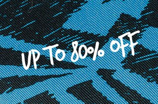 Gear Up For The Weekend: Up To 80% Off