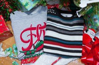 Layer It On ft. Outerwear, Sweatshirts, Shirts