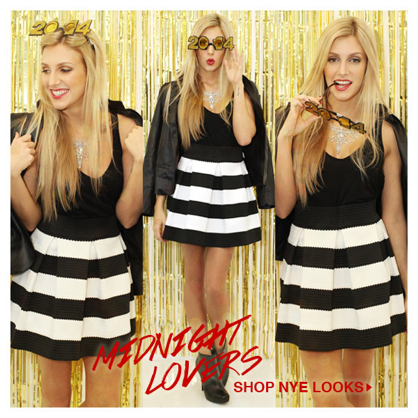 Get ready for NYE with looks from Boutique To You!