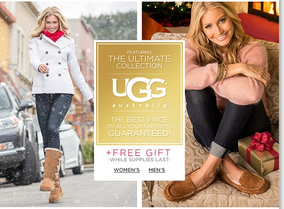 Hurry for great gifts from UGG® Australia, Zealand, Dansko, ABEO & more! Plus, shop the season's ultimate UGG® Australia styles and enjoy a FREE ultra-suede wristlet with any regular-priced UGG® Australia purchase. Enjoy FREE Overnight Shipping with any purchase of $150 or more!* Shop now to find the best selection at The Walking Company.
