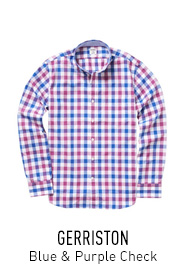 Red & Navy Shirt