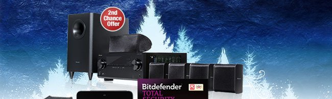 bitdefender total security 2014 - 3pcs / 2yrs