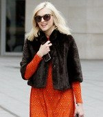 Fearne Cotton Takes Her Cold Weather Wardrobe To The Bright Side