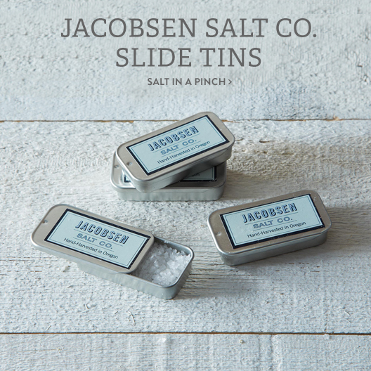 Jacobsen Salt Tins
