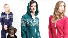 ZIPUPS Onesies for Adults and Kids