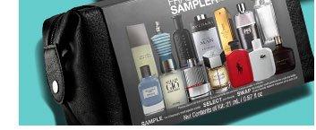 Sephora Favorites Fragrance Sampler for Him, $65 ($125 Value)