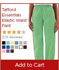 Tafford Essentials Elastic Waist Pant - Add to Cart