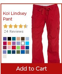 Koi Lindsey Pant - Add to Cart