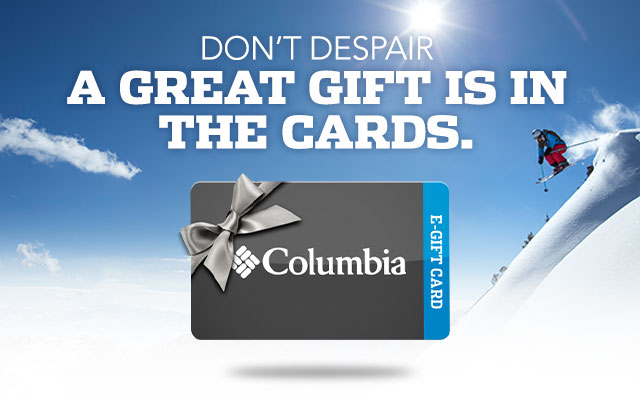 Don't Despair, A GREAT GIFT IS IN THE CARDS.
