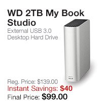 WD 2TB My Book