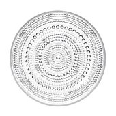 Kastehelmi Side plate, Clear