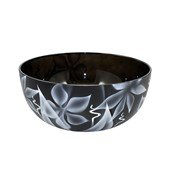 Fiore Bowl Large, Black