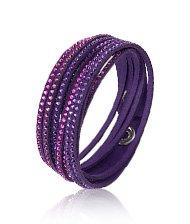 Slake Purple Bracelet